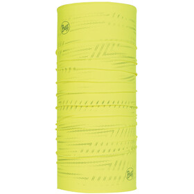 Buff Reflective Original Neckwarmer r-solid yellow fluor